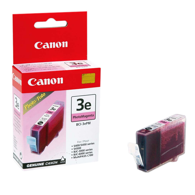 ГЛАВА CANON i550/850/6100/6500/S400/500/600/S45000/BJC-3000/6000 - Magenta - BCI-3eM - заб.:390 pages. image