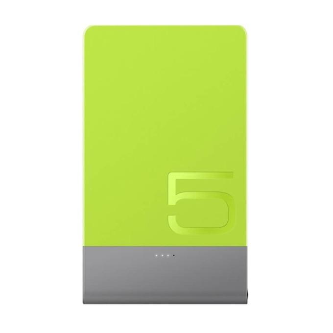 Външна батерия/power Huawei Power Bank 5000 mAh AP006L, 5000mAh, зелен image