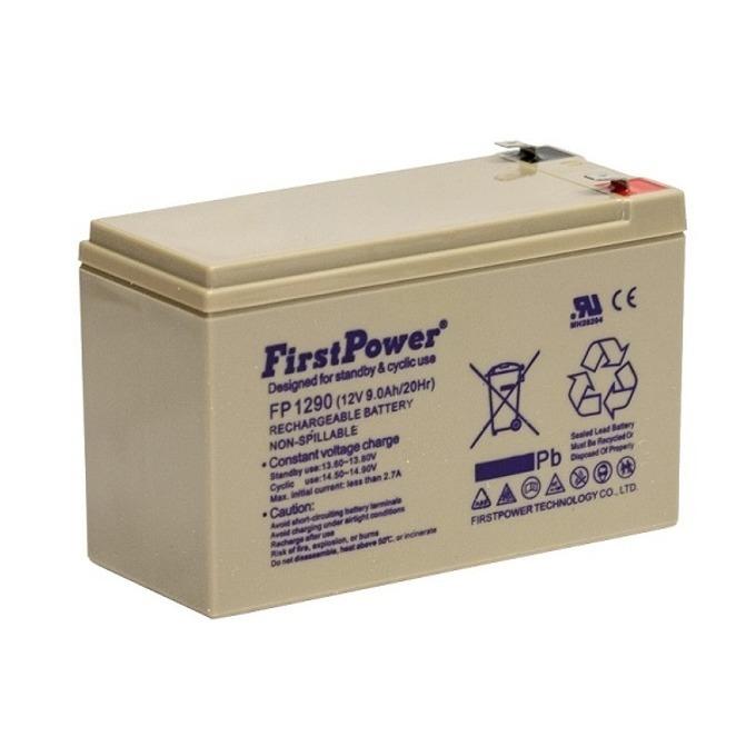 Акумулаторна батерия MHB MS9-12, 12V, 9Ah  image