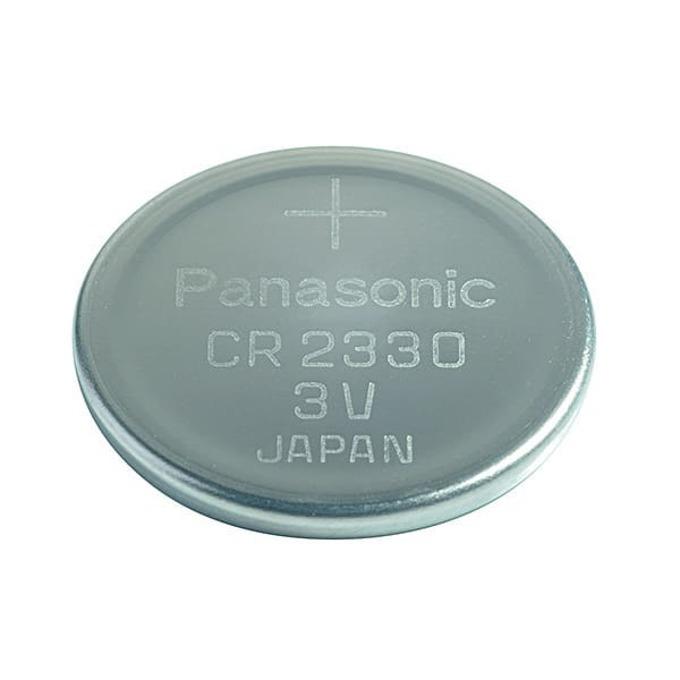 Батерия Panasonic CR2330, 3.0V, 1бр. image