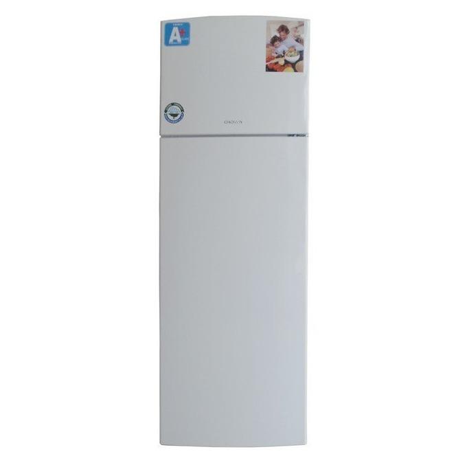 Хладилник с фризер Crown GN 3451, клас А+, 305 л. общ обем, свободностоящ, 249 kWh/годишно, бял image