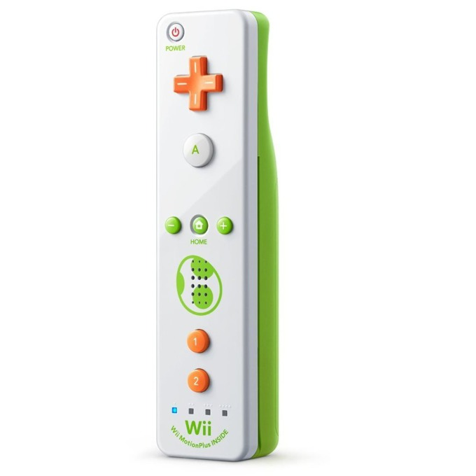 Контролер за Nintendo Wii U Plus - Yoshi Edition image