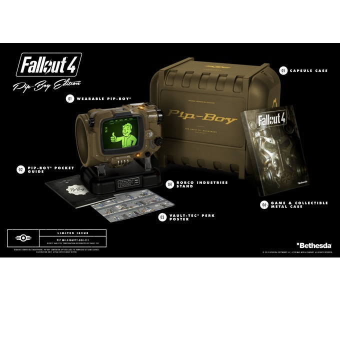 Fallout 4 Pip-Boy Edition, за PS4 image