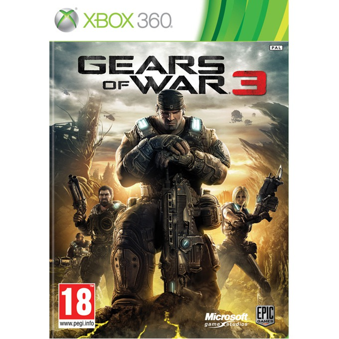 Gears of War 3 product