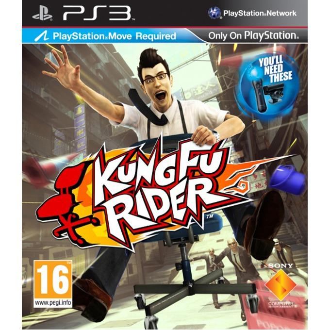 Kung Fu Rider Move, за PlayStation 3 image