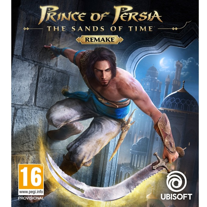 Игра за конзола Prince of Persia: The Sands of Time Remake, за Nintendo Switch image