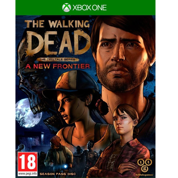 Игра за конзола Telltale: The Walking Dead Season 3, за Xbox One image