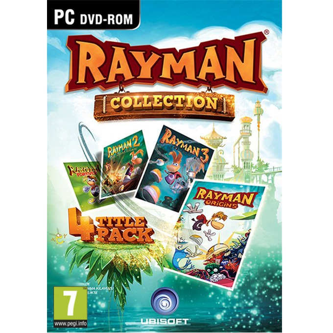 Игра Rayman Collection, за PC image