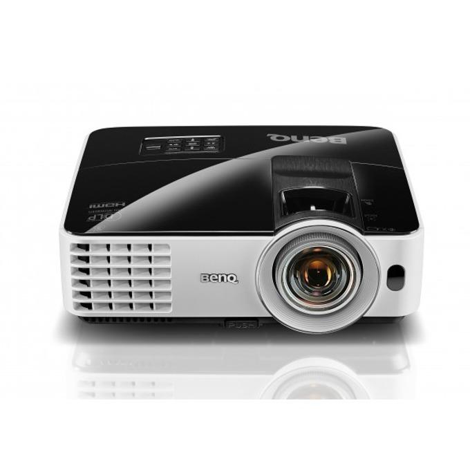 Проектор BenQ MX631ST, DLP, 3D Ready, XGA (1024x768), 13 000:1, 3200 lm, HDMI/MHL, D-Sub, USB  image