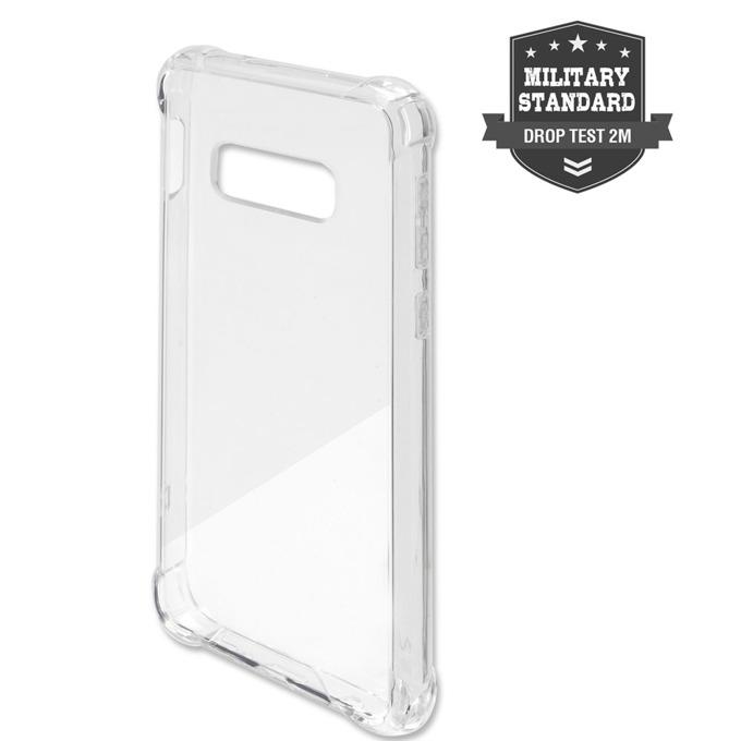 Калъф за Samsung Galaxy S10 Lite, 4smarts Hard Cover Ibiza, поликарбонат, удароустойчив, прозрачен image