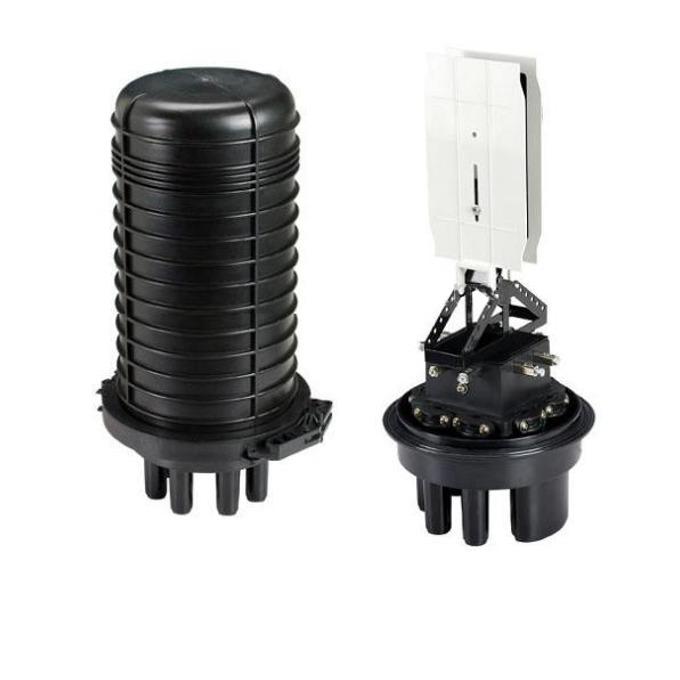 Муфа SeaMAX GPJ-04V7, 48 оптични влакна. 6 кръгли порта, за въздушно, подземно или директно полагане image