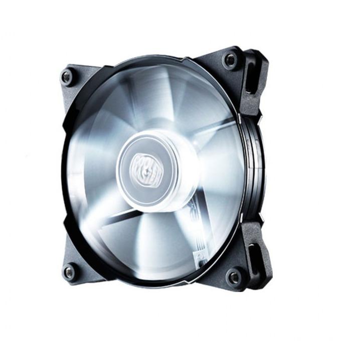 Вентилатор 120mm, CoolerMaster JetFlo 120, 4-пинов, White LED image