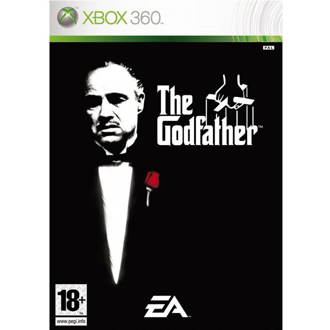 Godfather - The Game product