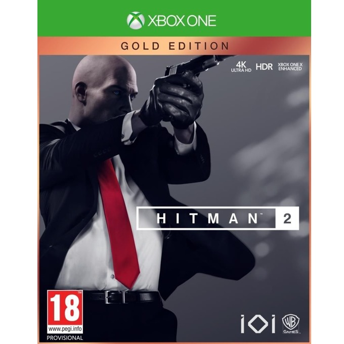 Hitman 2 Gold Edition (Xbox One) product