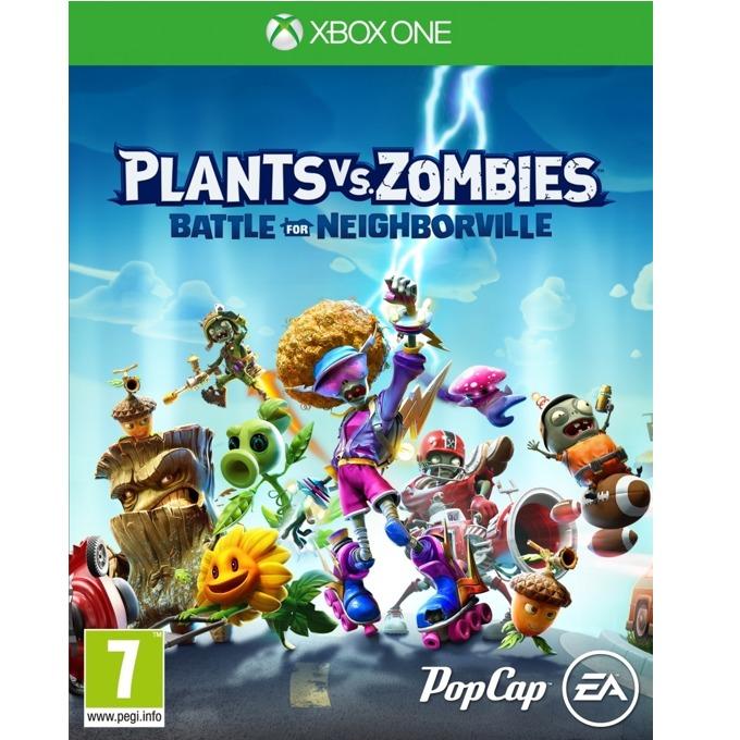 Игра за конзола Plants vs. Zombies: Battle for Neighborville, за Xbox One image