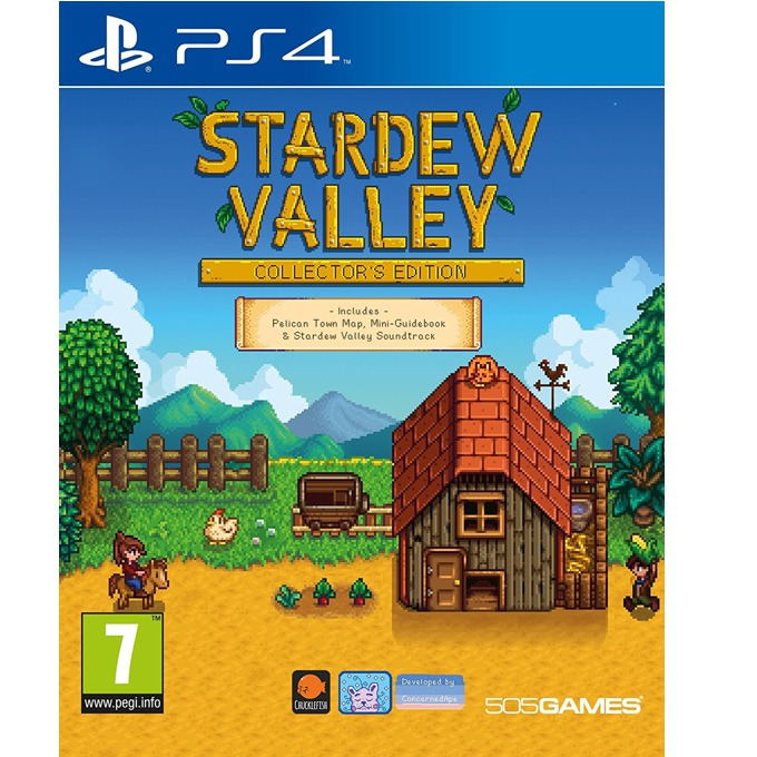 Stardew Valley Collectors Edition, за PS4 image