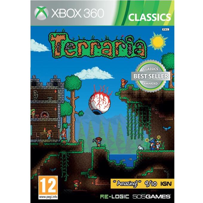 Игра за конзола Terraria, за XBOX 360 image