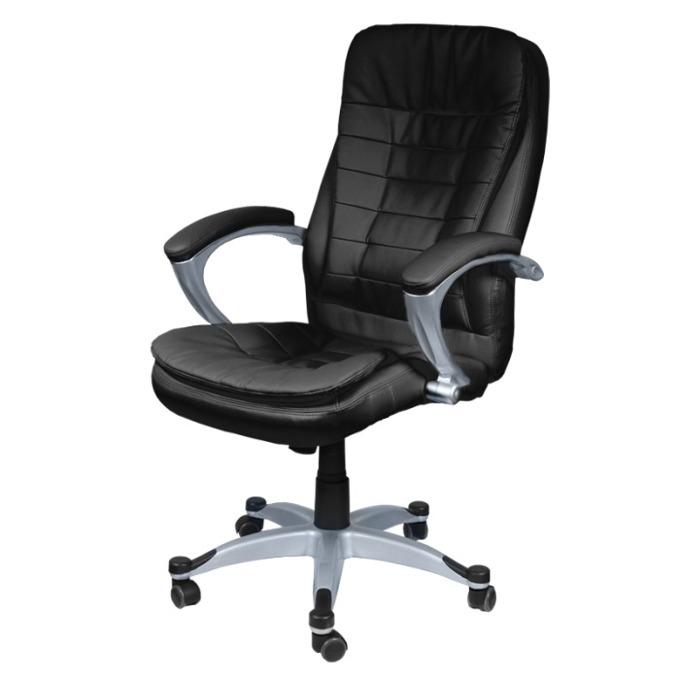 Директорски стол Carmen 6013, черен image