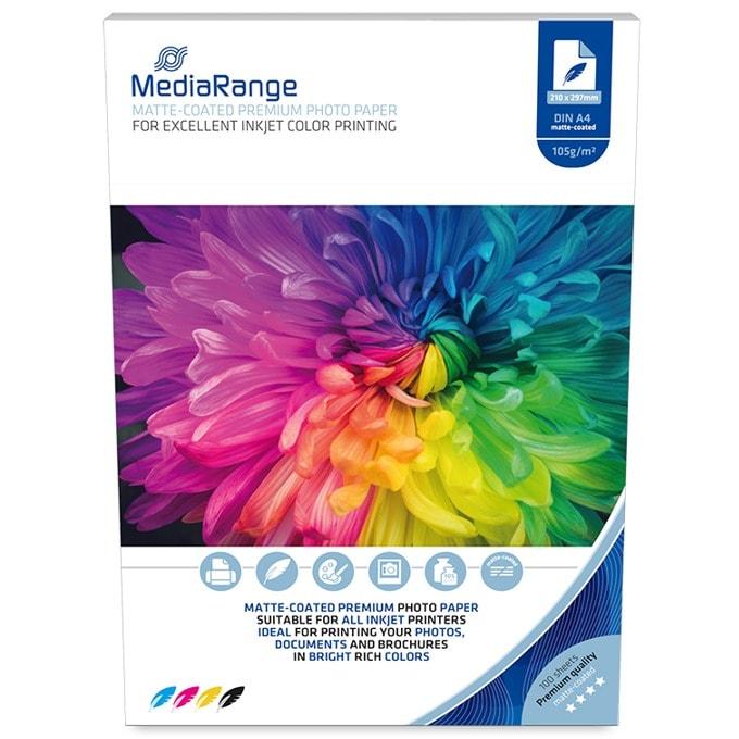 MEDIARANGE MATTE 105g product