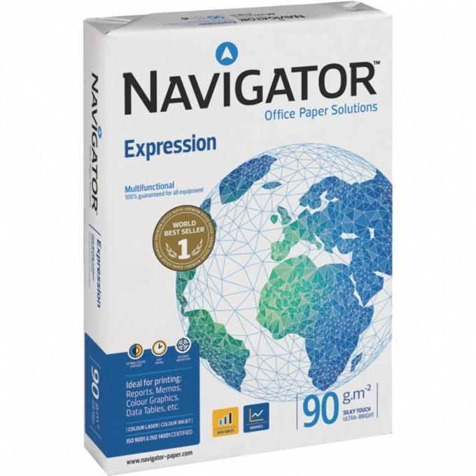 Navigator Expression A4 90 g/m2 500 листа бяла