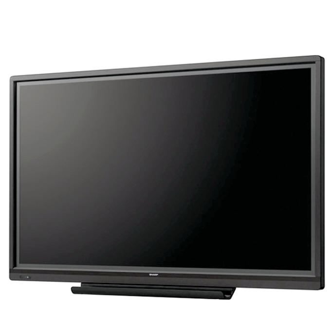 """Интерактивен дисплей Sharp PN60TW3, 60""""(152.40 cm), Full HD, 6ms, 300 cd/m2, HDMI, VGA, черен image"""