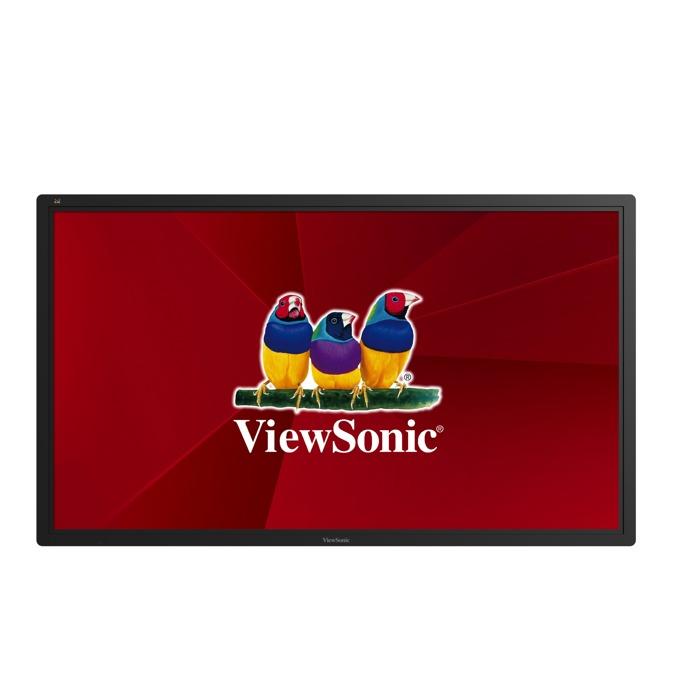 "Публичен дисплей Viewsonic CDE7500, 75""(190.5 cm), UHD, 8ms, 3 000:1, 450 cd/m2, HDMI, VGA image"