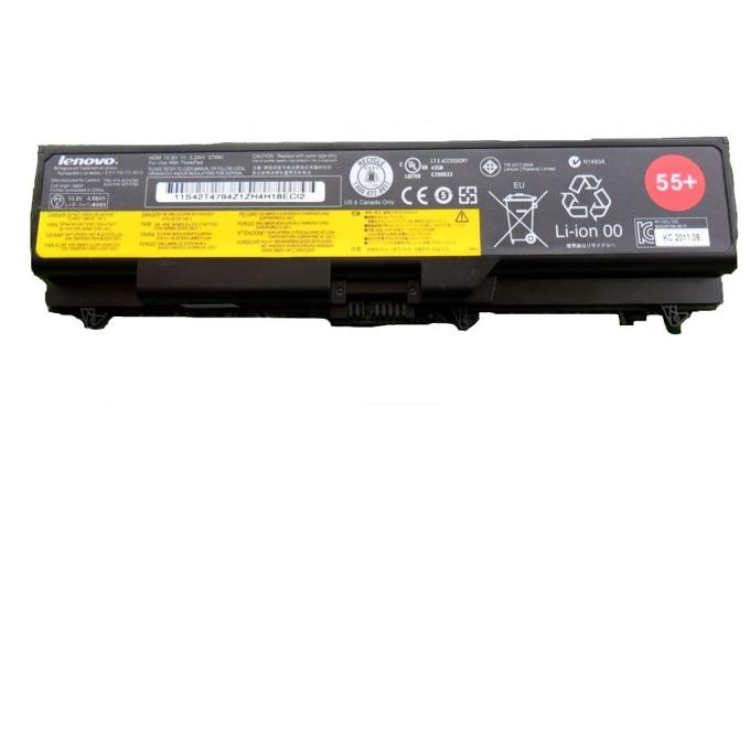 Батерия (оригинална) за лаптоп Lenovo Thinkpad E40/E50/L410/L420/L520/SL410/SL510/T410/T510/T520 W510/W520, 6cell, 10.8V, 4400mAh image