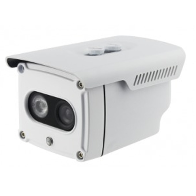 "TVI/AHD камера irLAN BOL-TA1080F3.6SN20, насочена ""bullet"" камера, 2.4MPix(1080p), 3.6mm обектив, IR осветеност (до 20 m), за външен монтаж image"
