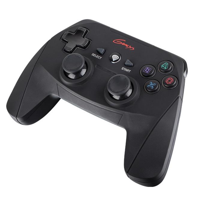 Геймпад Natec Genesis Gamepad Wireless PV59, безжичен, съвместим с PC/PS3 image