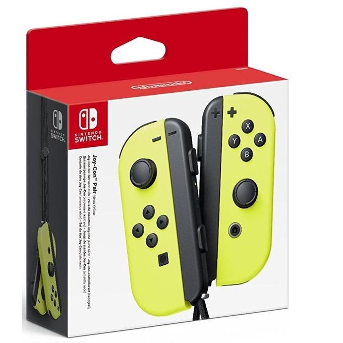 Nintendo Switch Joy-Con Yellow product