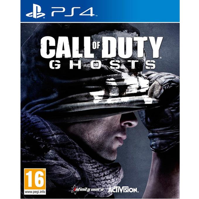 Игра за конзола Call of Duty: Ghosts, за PlayStation 4 image