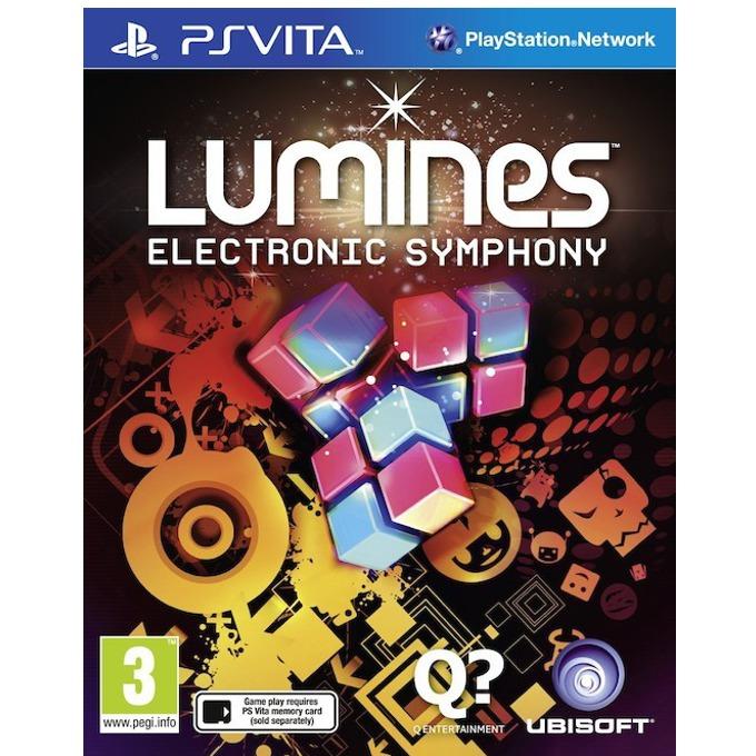 Lumines: Electronic Symphony product
