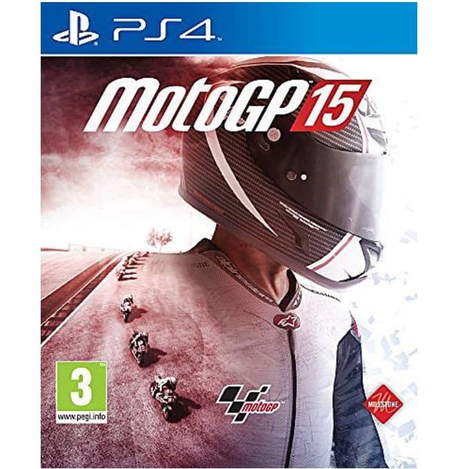 Игра за конзола MotoGP 15, за PS4 image