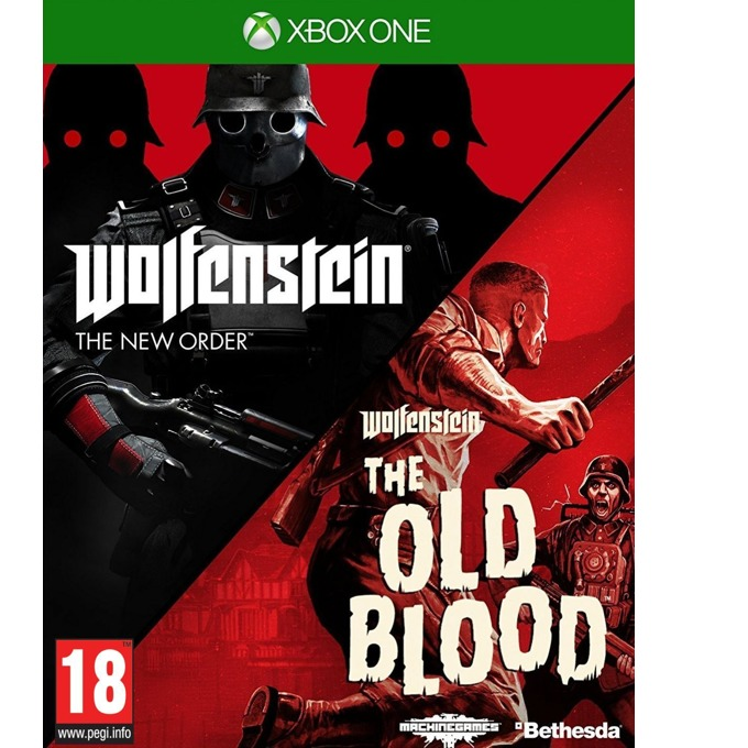 Игра за конзола Wolfenstein: The New Order + The Old Blood, за Xbox One image