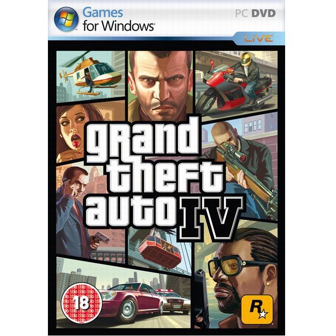 Игра Grand Theft Auto IV, за PC image
