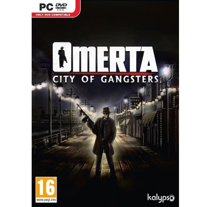 Игра Omerta: City of Gangsters, за PC image