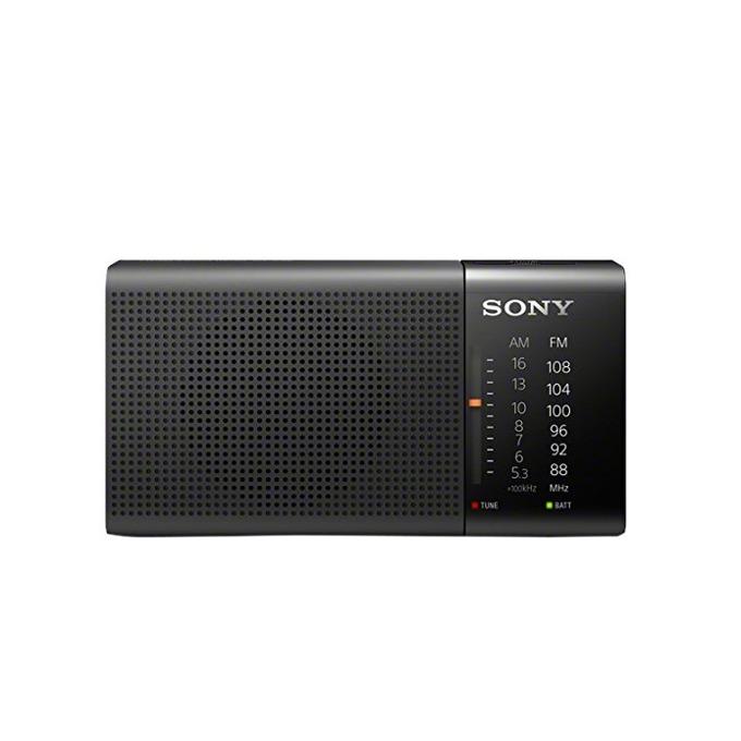 Радио портативно Sony ICF-P36, black image