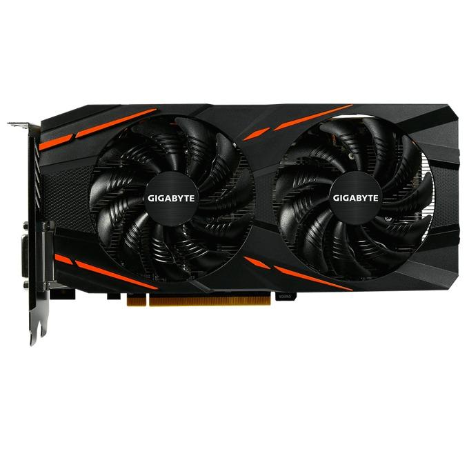Видео карта AMD Radeon RX 570 Mining, 4GB, Gigabyte GV-RX570GAMING-4GD-MI, PCI-E 3.0, GDDR5, 256-bit, DisplayPort, HDMI, DVI image