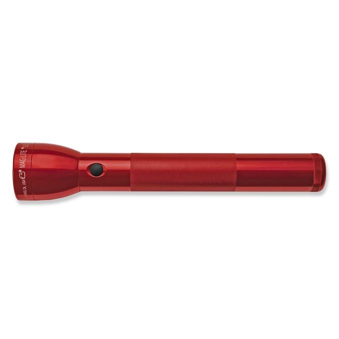 Фенер MAGLITE ML300L, 3 батерии D, 406 lm, водоустойчивост, червен image