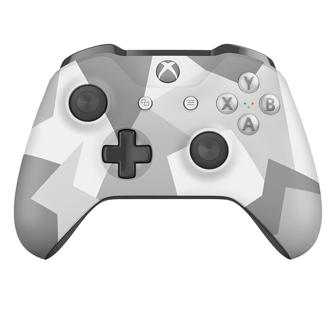 Microsoft Xbox One Wireless Winter Forces product