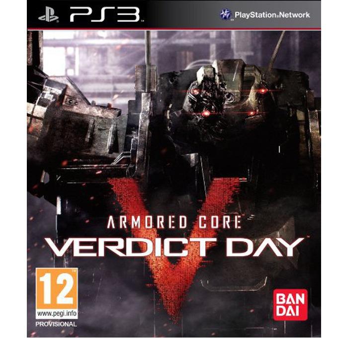 Игра за конзола Armored Core: Verdict Day, за PS3 image