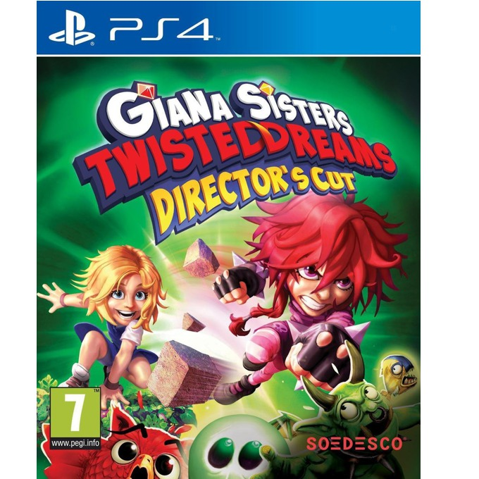 Giana Sisters: Twisted Dreams Directors Cut, за PS4 image