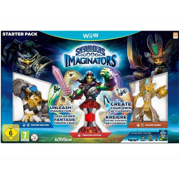 Skylanders Imaginators Starter Pack, за Wii U image