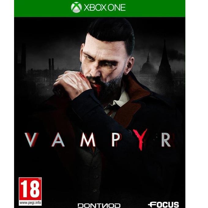 Игра за конзола Vampyr, за Xbox One image