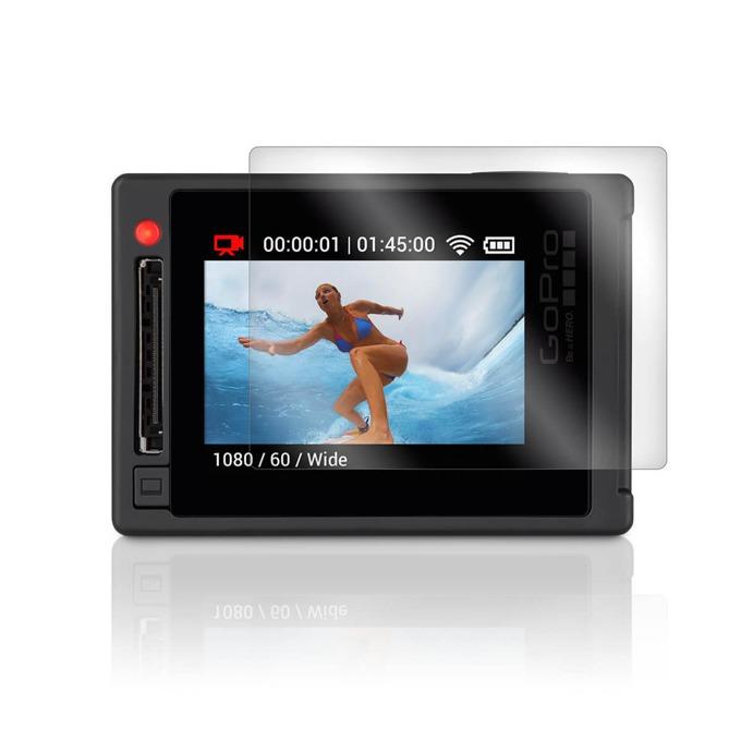 Защитно покритие за дисплей, за GoPro HERO4 Silver image