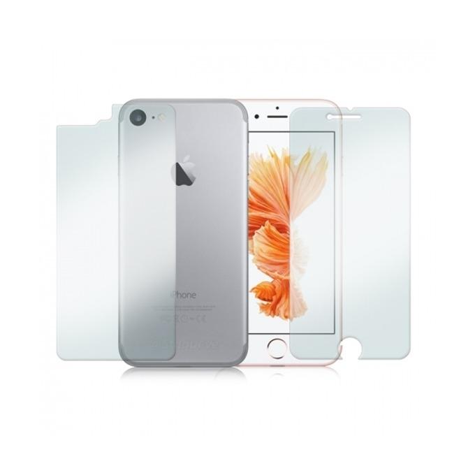 """Стъклен протектор за iPhone7 -4.7"""" преден+заден iPhone7G iPhone7S комплект закалено стъкло image"""