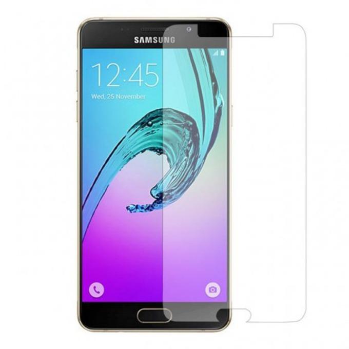 Протектор от закалено стъкло /Tempered Glass/ DeTech за Samsung Galaxy J7 2016 image