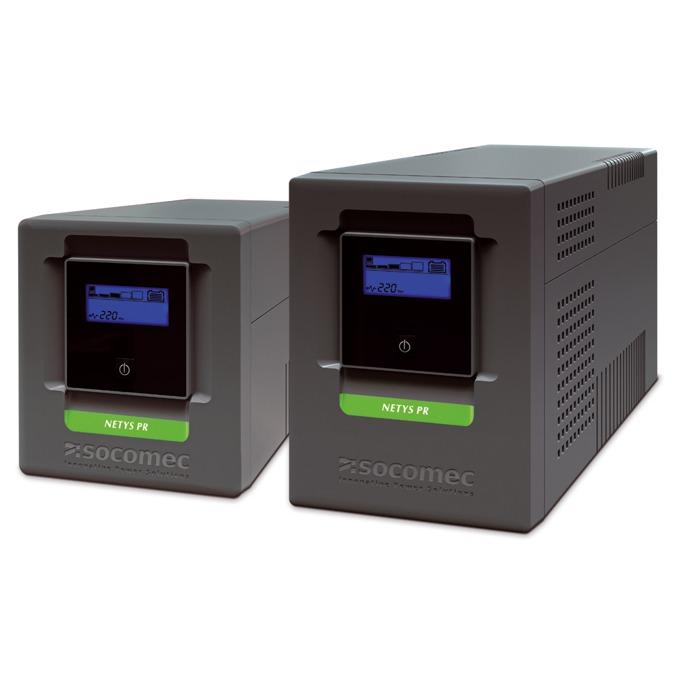 UPS SOCOMEC NETYS PR MT 1500