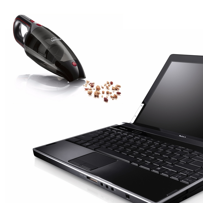 Почистване на преносим компютър от прах (с разглобяване) image