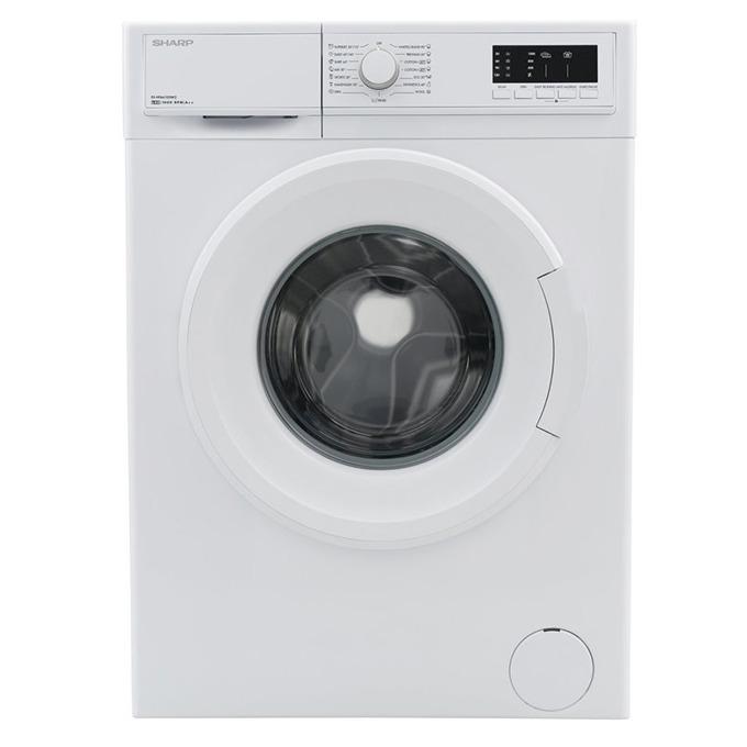 Перална машина Sharp ES-HFA6103W2, A++, 6kg, 1000 обр./мин, 15 програми, свободностояща, 60см, бяла image
